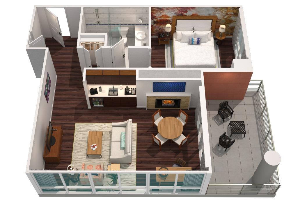 Hotel Penthouse Suite Asheville Nc Hotel Indigo Asheville Downtown